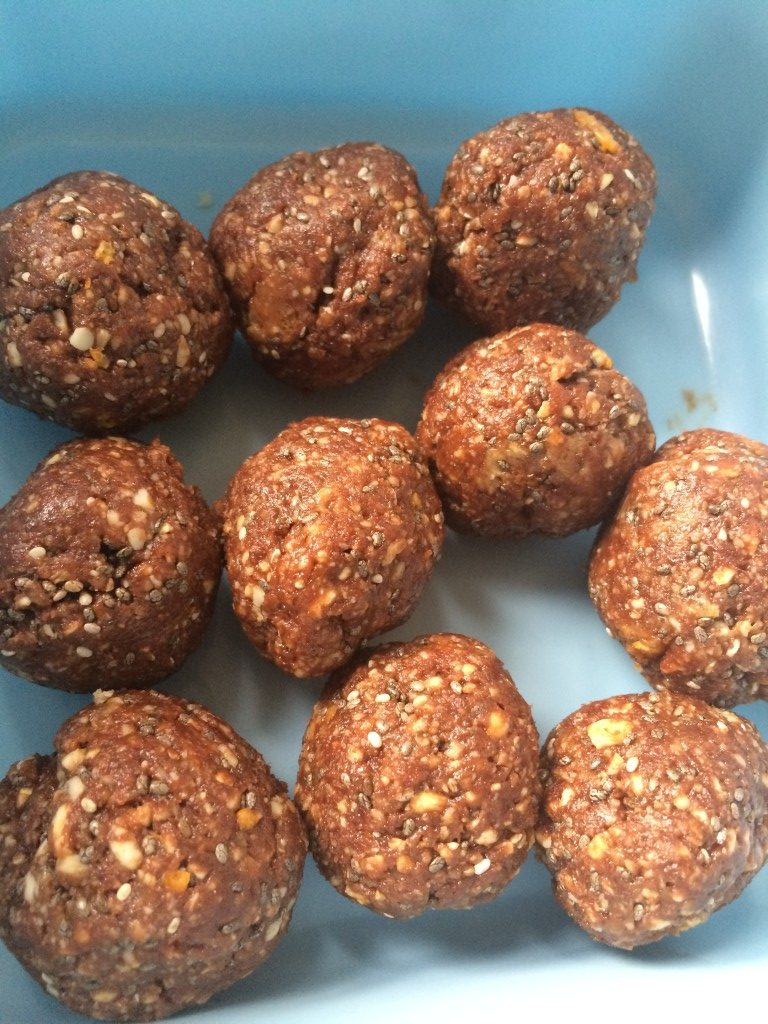 collagen energy balls