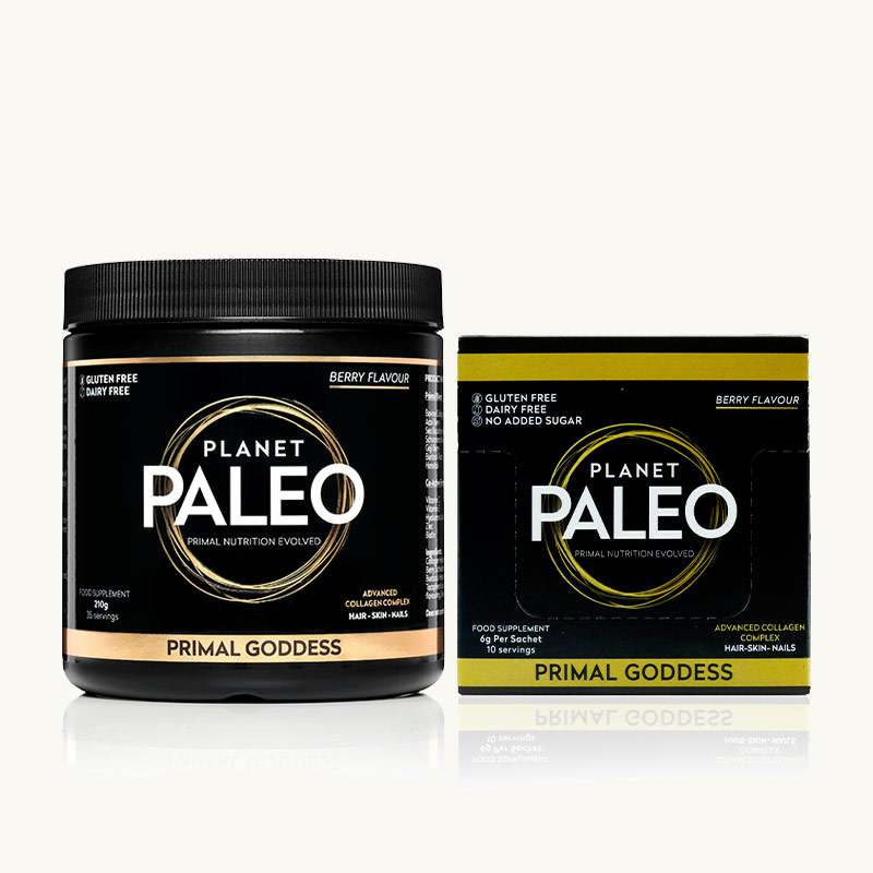 collagen hyaluronic acid, Planet Paleo