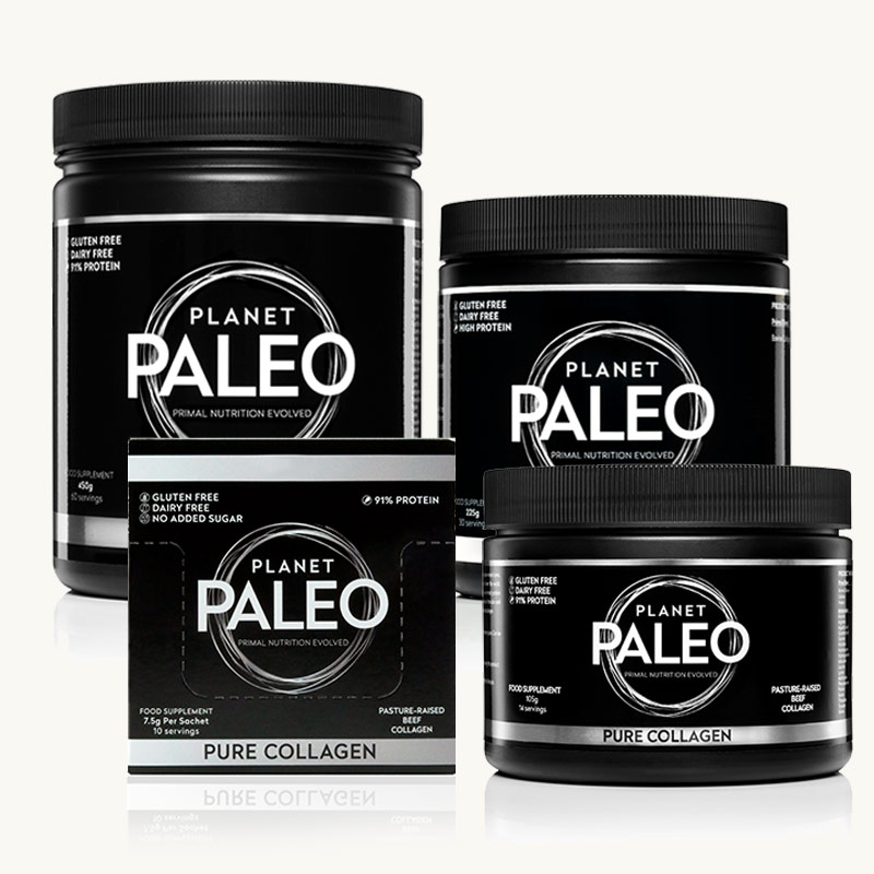 pure collagen, Planet Paleo