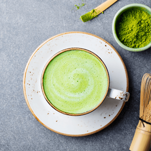 Hottie Matcha Latte